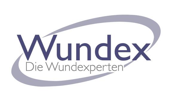 Logo von Wundex - Die Wundexperten - ein Kooperationspartner von Vitanova